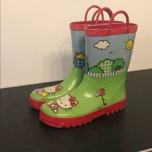 Hello Kitty Rain Boots by Western Chief